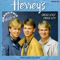 The Herrey's - Diggi Loo / Diggi Ley