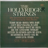 The Hollyridge Strings - Play Hit Songs Made Famous By Elvis Presley