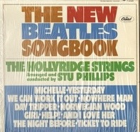 The Hollyridge Strings - The New Beatles Song Book