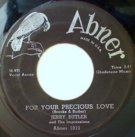 The Impressions - For Your Precious Love / Sweet Was The Wine