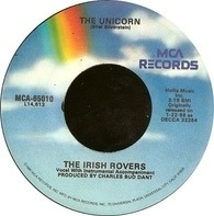 The Irish Rovers - The Unicorn / (The Puppet Song) Whiskey On A Sunday