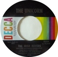 The Irish Rovers - The Unicorn / Black Velvet Band