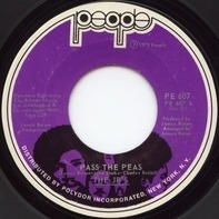 The J.B.'s - Pass The Peas / Hot Pants Road
