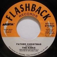 The Kinks - Father Christmas / (Wish I Could Fly Like) Superman