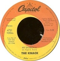 The Knack - My Sharona / Let Me Out