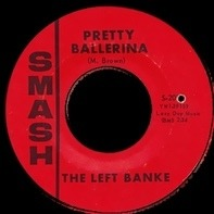 The Left Banke - Pretty Ballerina / Lazy Day