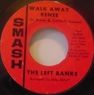 The Left Banke - Walk Away Renee / I Haven't Got The Nerve
