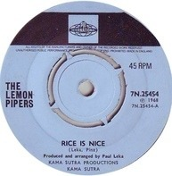 The Lemon Pipers - Rice Is Nice