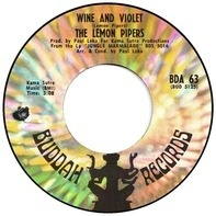 The Lemon Pipers - Wine And Violet / Lonely Atmosphere