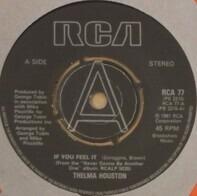Thelma Houston - If You Feel It