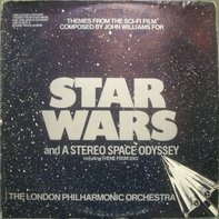 John Williams for The London Philharmonic Orchestra - Star Wars And A Stereo Space Odyssey