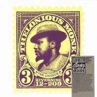 Thelonious Monk - The Unique Thelonious Monk