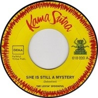 The Lovin' Spoonful - She Is Still A Mystery / Only Pretty, What A Pity
