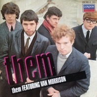 Them Featuring Van Morrison - Them Featuring Van Morrison