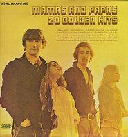The Mamas & The Papas - 20 Golden Hits