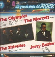 The Marcels, The Shirelles, Jerry Butler - La Grande Storia des Rock 55