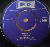 The Marmalade - Radancer