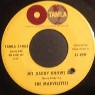 The Marvelettes - My Daddy Knows Best / Tie A String Around Your Finger