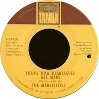 The Marvelettes - That's How Heartaches Are Made / Rainy Mourning