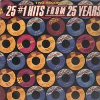 The Marvelettes, The Temptations - 25 #1 Hits From 25 Years