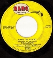 The McCoys - Hang On Sloopy / I Can't Explain It