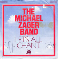 The Michael Zager Band - Let's All Chant / Love Express