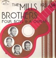The Mills Brothers - Four Boys And A Guitar - 1931-34