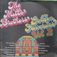 The Mills Brothers - Golden Favorites Vol. 2