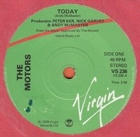 The Motors - Today