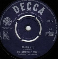 The Nashville Teens - Google Eye