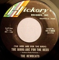 The Newbeats - (The Bees Are For The Birds) The Birds Are For The Bees / Better Watch Your Step
