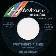 The Newbeats - Everything's Alright / Pink Dally Rue