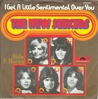 The New Seekers - I Get A Little Sentimental Over You