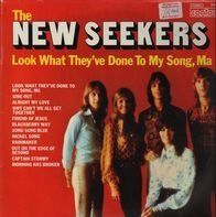 The New Seekers Featuring Eve Graham - Look What They've Done To My Song, Ma