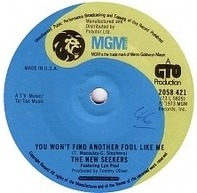 The New Seekers - Songs For You And Me / You Won't Find Another Fool Like Me