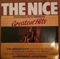 The Nice Featuring Keith Emerson - The Nice / Greatest Hits