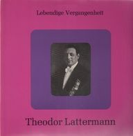 Theodor Lattermann - Theodor Lattermann