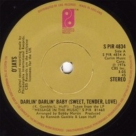The O'Jays - Darlin' Darlin' Baby (Sweet, Tender, Love)