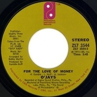 The O'Jays - For The Love Of Money / People Keep Tellin' Me
