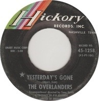 The Overlanders - Yesterday's Gone