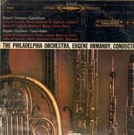 The Philadelphia Orchestra, Eugene Ormandy - Mozart / Haydn Sinfonia Concertante