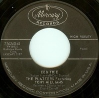 The Platters - Ebb Tide / (I'll Be With You In) Apple Blossom Time