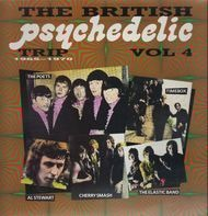 The Poets, Toby Twirl, The Game - The British Psychedelic Trip Vol. 4