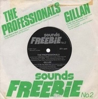 The Professionals / Gillan - Sounds Freebie No. 2