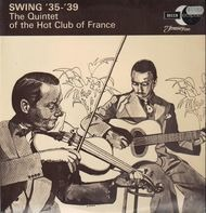 The Quintet Of The Hot Club Of France - Swing '35-'39