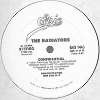 The Radiators - Confidential