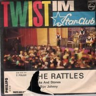 The Rattles - Sticks And Stones / Johnny B. Goode