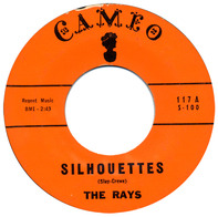 The Rays - Silhouettes / Daddy Cool