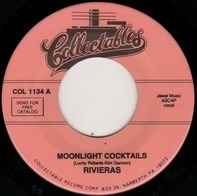 The Rivieras - Moonlight Cocktails / Blessing Of Love