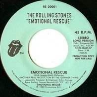 The Rolling Stones - Emotional Rescue (Long Version) / Emotional Rescue (Short Version)